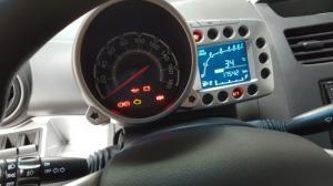 Bán Chevrolet Spark LTZ 1.0AT sản xuất 2013 màu bạc số tự động biển SG đi 17000km