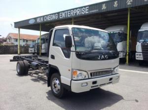 Xe tải 2.4 tấn - Xe tải Jac 2.4 TẤN mới nhất