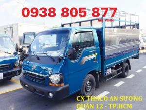 Xe tải 1,25 Tấn / 1,9 Tấn Thaco KIA K190 (K2700) Vào thành phố,giá xe tốt giao xe ngay