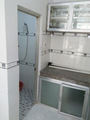 Nhà mới 1 trệt 1 lầu Huỳnh Tấn Phát, TT Nhà Bè