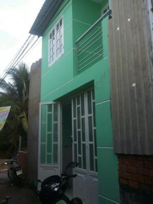 Cần bán nhà chính chủ nguyên căn mới xây xong - Bình Chánh
