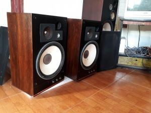 Loa fostex studio monitor 6600