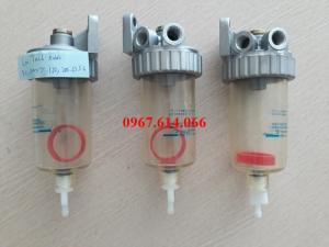 Tách lọc nước - tách lọc dầu máy xúc komatsu pc120