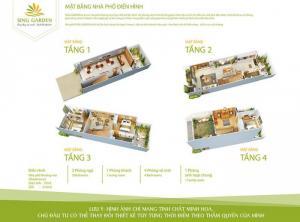 HOT HOT Mở bán 15 lô nhà phố thương mại tại dự án Singgarden Bắc Ninh