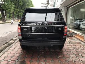 LandRover Range Rover HSE 2017 màu đen mới 100% nhập mỹ