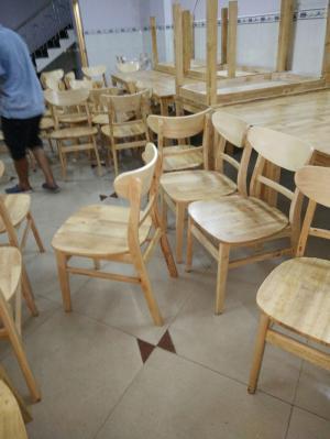Ghế Mango gỗ cao su
