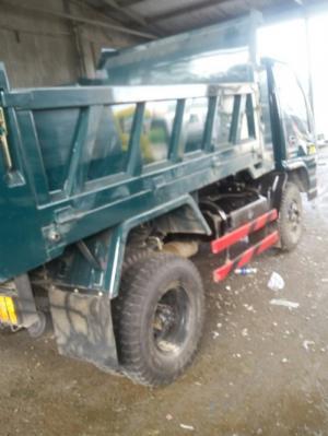 Xe ben chở hàng siêu nặng