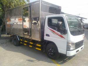 Tây Ninh giá xe tải fuso 1t9 trả góp xe tải fuso canter 1,9 tấn.,3,5 tấn, 7,3 tấn giá rẽ nhất Tây Ninh,TP.HCM