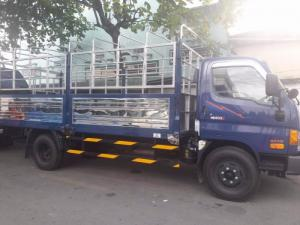 Xe tải Hyundai 8 tấn HD120S với loại thùng cơ bản 4,9 m
