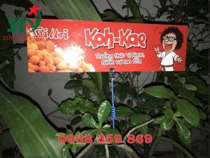 đế quảng cáo, sản xuất đế nhựa quảng cáo Hà Nội, bán sỉ wobbler ở Hà Nội