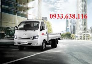 Bán xe tải hyundai 1,9 tấn hàn quốc nhập.