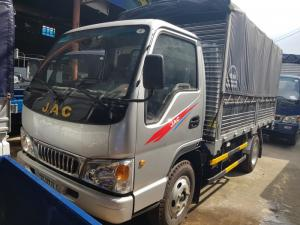 Giá xe tải Jac 2 tấn 4 trả góp 100%