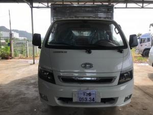 Xe Tải Tera 190 - Động cơ Hyundai