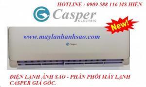Máy lạnh Casper - điều hòa - máy lạnh mới nhất - giá rẻ chất lượng tốt.