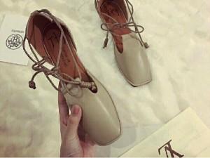 Giày nữ cao cấp NBG0420