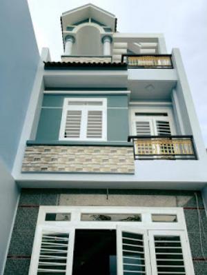 Bán nhà Bình Tân nhà mới xây sổ hồng riêng giá 3 tỷ đúc 3 tấm dt 80m