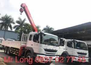 Xe tải FUSO FJ gắn cẩu UNIC 5 tấn , xe FUSO gắn cẩu UNIC 3 tấn , xe tải FUSO 15 tấn gắn cẩu