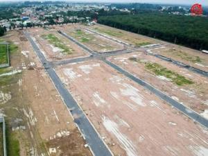 Đất nền mặt tiền QL1A, khu dân cư sầm uất, ngay TTHC, sổ đô thị, gần KCN tiện xây nhà trọ