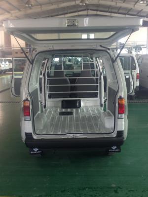 Suzuki blind van bán tải 2017