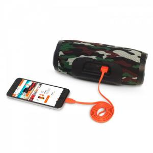 Loa JBL Charge 3 Waterproof Portable Bluetooth Speaker (Camouflage)