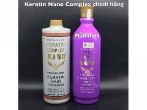 Phục hồi tóc KERATIN NANO COMPLEX 1000ML