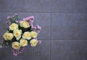 Gạch Granite Giả Kim Loại Rỉ