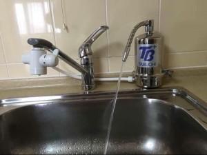 Máy lọc nước TABUCHI J207P nhật bản