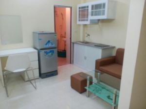 Cho thuê CCMN nội thất đầy đủ tại Mễ Trì, gần Keangnam diện tích phòng 40m2 gồm 1 phòng ngủ và 1 phòng khách