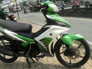 Ex exciter 110cc ld HQ như hình