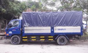 Xe tải Hyundai HD99 - Tải trọng cao 6t4
