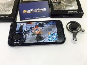 Nút chơi Game Fling Joystick Bộ 2 Cái ,Tương tác với hàng ngàn Game Di Động 1 cách dễ dàng - MSN388181