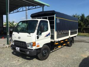Xe tải 8 tấn Hyundai 3 cục HD120S hỗ trợ Vay cao tại Sóc Trăng, Bạc Liêu, Hậu Giang, Đồng Tháp