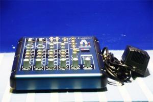 Mixer bàn mini Yamaha SMR-6 chuyên sân khấu nhỏ vừa,có bán trả góp