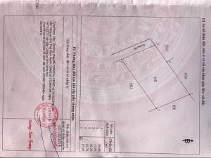 Bán 1 sổ đất 525m2 giá 850tr, thương lượng