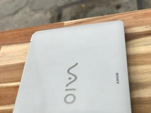 Laptop Sony Vaio Ultrabook SVF15, i3 4005U 4G 500G Đẹp zin 100% Giá rẻ