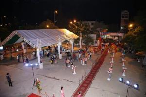 Cho thuê nhà bạt tổ chức sự kiện