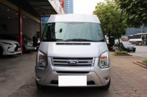 Ford transit sản xuất năm 2016 đăng kí 1 chủ từ đầu mới đi được hơn 1 vạn km còn gần như mới tinh
