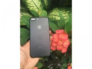 Iphone 7 Plus Jetblack 32gb quốc tế Mỹ máy zin all chưa vết trầy