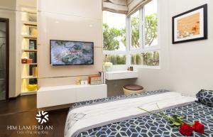 Cần bán lại căn hộ A-04-15 (Hướng Đông Nam) giá 1.72 tỷ Him Lam Phú An
