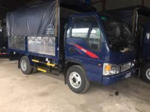 Xe tải jac 2t4, giá xe tải jac 2 tấn 4, xe tải jac 2400kg, jac 2 tấn 4 thùng siêu dài, hỗ trợ vay trả góp