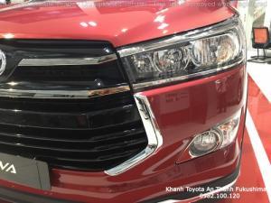 Khuyến Mãi Toyota Innova Venturer 2018, Mua...