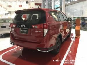 Khuyến Mãi Toyota Innova Venturer 2018, Mua Trả Góp 180tr,