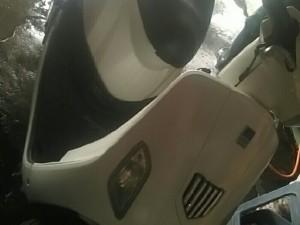 Vespa lx ld hq suzuki sapia 125cc