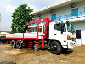 Xe tải hino 16 tấn giá cạnh tranh