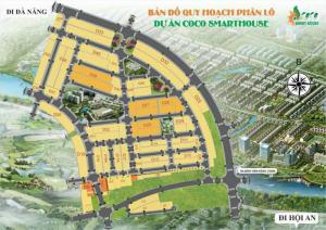 Đất nền khu đô thị 7B - Kề sau Coco Bay