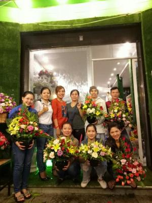quý khách vui lòng cung cấp thêm thông tin - lớp học cắm hoa nghệ thuật tại đà nẵng