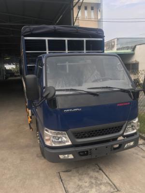 Xe tải IZ49  Đô Thành 2,5 tấn, Thùng Mui Bạt mới 100% - Cần Thơ,An Giang,Kiên Giang, Bạc Liêu,Cà Mau,Trà Vinh ,Sóc Trăng