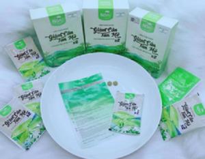 Thảo dược giảm cân tan mỡ Nấm Hoài Thương Organic