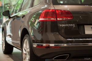 Volkswagen Touareg , nhập khẩu nguyên chiếc