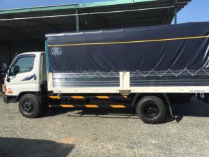 Xe Tải Hyundai Đô Thành hd120s thùng mui bạt 8 tấn tại Cần Thơ,Trà Vinh,Sóc Trăng,Cà Mau,Kiên Giang,An Giang